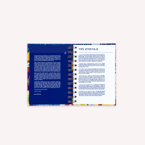 Agenda 2020 Pocket De Viaje Marruecos Semana a la vista