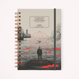 "Colección ""Makers"" de Agendas 2020"