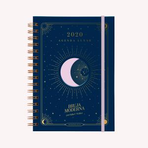 """Colección """"Bruja Moderna"""" de Agendas Lunares 2020"""