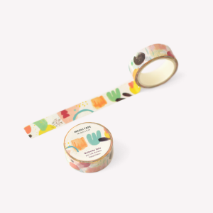 Washi Tape Happimess Quilombo Feliz