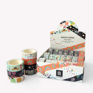 Pack Washi Tape x 21