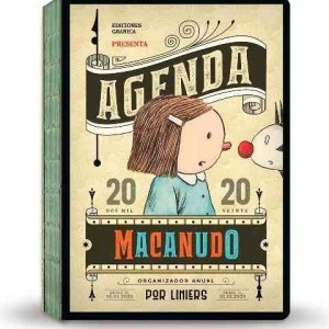 Agenda 2020 Macanudo Bandera Semana a la vista