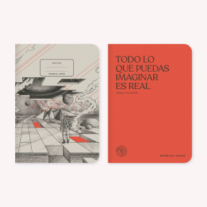 Libretas x2 Makers Cosmos