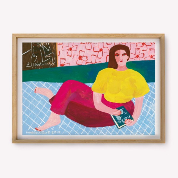 Wall Art Maria Luque Picabia 30x40cm