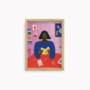 Lámina María Luque Malevich 22x30