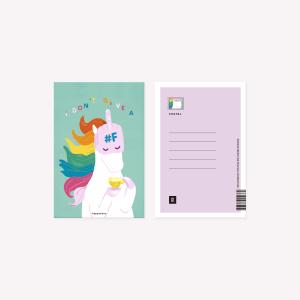 Postal Happimess I dont Give