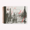 Cuaderno Apaisado Makers Valiente