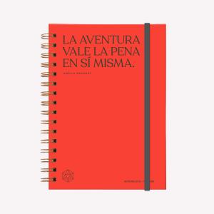 Cuaderno Anillado A5 Makers Horizonte Liso
