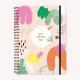 Cuaderno A4 Rayado Happimess Quilombo