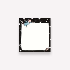 Notas Adhesivas Macanudo - Estrellas 6,7x7,4cm