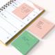 Notas Adhesivas Happimess colorblock 6,7 x 7,4