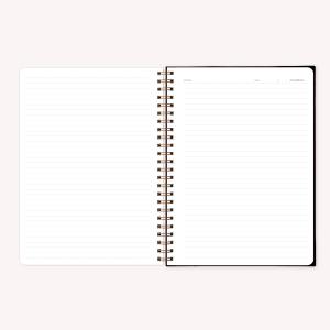 Cuaderno A4 Rayado Pepita Sandwich Obra de Arte