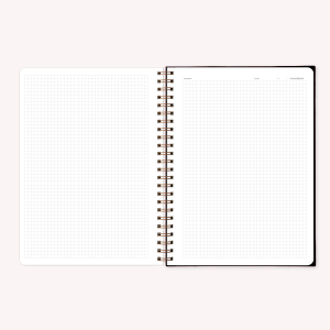 Cuaderno A4 Cuadriculado Pepita Sandwich Obra de Arte
