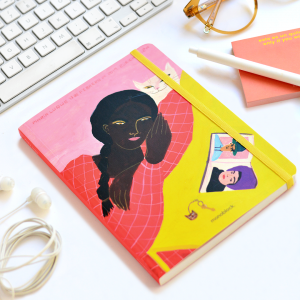 Cuaderno Cosido Mediano Katz Rayado