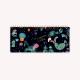 Planificador Semanal Anillado - Happimess Universo 28x12 cm