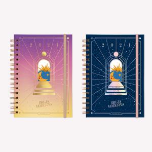 Agendas 2021 - Colección BRUJA MODERNA