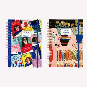 Agendas 2021 - Colección Club de Lectura