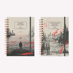 Agendas 2021 - Colección Makers