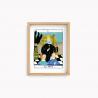 Lamina Bruja Moderna - Le Pape 22x28cm