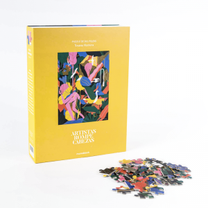 Puzzle Artistas Rompecabezas -Ensayo Natural