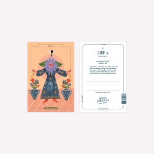 Postal Bruja Moderna - Escorpio x Jennifer Dahbura