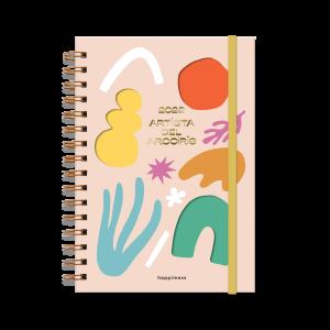 Agendas 2021 - Colección HAPPIMESS
