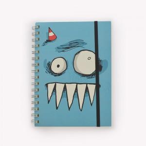Cuaderno Anillado Mediano Olga