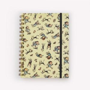 Cuaderno Anillado Mediano Enriqueta