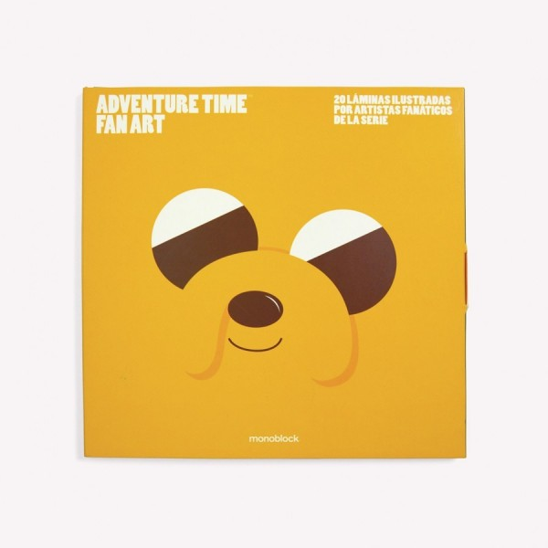 Pack x 3 Adventure Time Fan Art Book