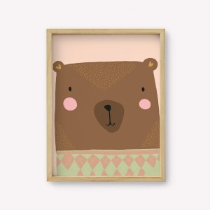Wall Art Oso Color