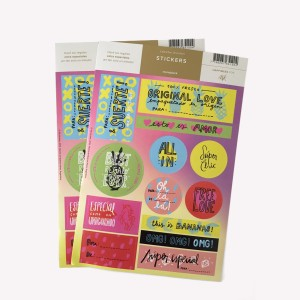 Pack x 5 Etiquetas para Regalo HAPPIMESS