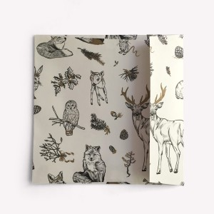 Pack x 10 Sobres de Papel WILDLIFE