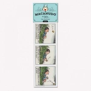 Pack Tira Enriqueta Mariposa x 5