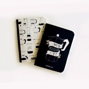 Pack de 10 Libretas Sommelier de Café