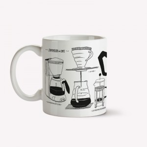 Taza Cafeteras x2