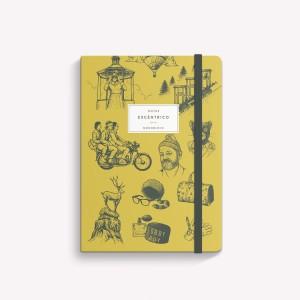 Cuaderno Pocket Excéntrico