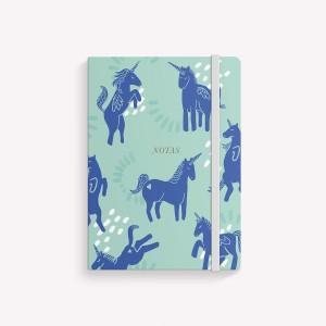 Cuaderno Pocket El Año del Unicornio