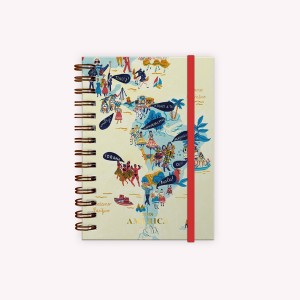 Pack 5 Agendas 2018 AMÉRICA POCKET