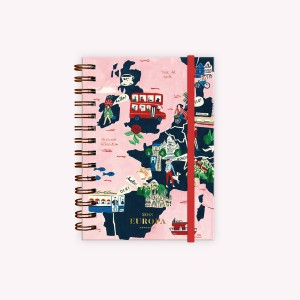 Pack 5 Agendas 2018 EUROPA POCKET
