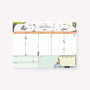 Planner Semanal Una Semana Macanuda 3