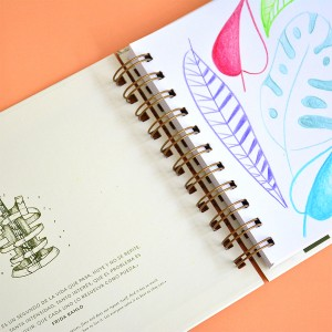 Cuaderno Apaisado Renacer Frida