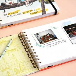 Cuaderno Apaisado Liniers Lugares Diferentes