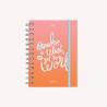 Agenda 2019 Pocket Happimess Make a Wish 2 días por hoja