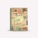Agenda 2019 Semanal Mediana Macanudo por Liniers Gato Verde Cosida