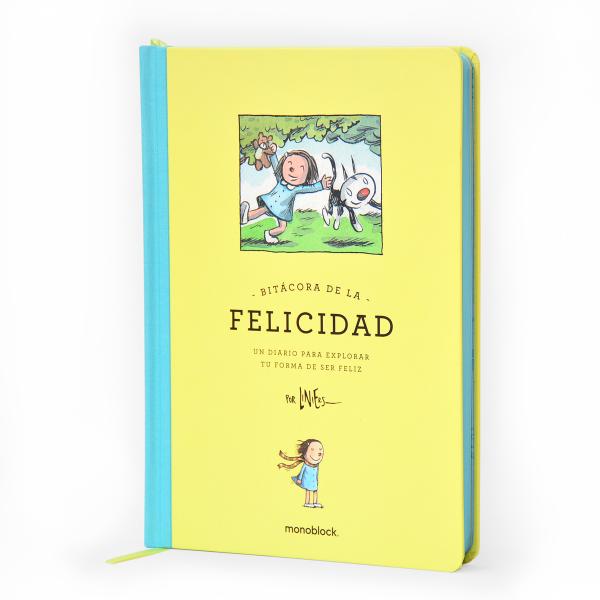 Bitácora de Felicidad Nueva Edición