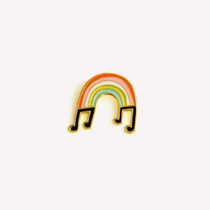 Pin Hard Music Lover