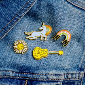 Pin Hard Happimess Rainbow Warrior