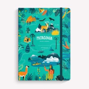 Cuaderno Cosido Mediano Patagonia Punteado