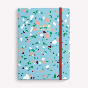 Cuaderno Cosido Mediano The Perfect Time Rayado