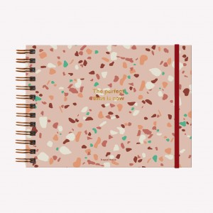 Cuaderno Apaisado Happimess The Perfect Time